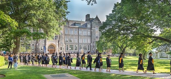Georgetown Graduation 2016 by AJBrown