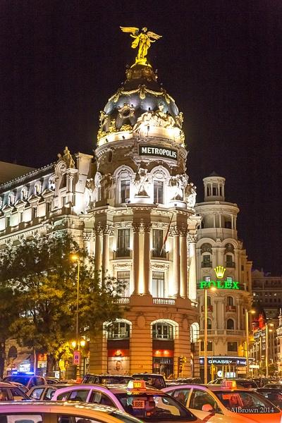 Spain 2014 by AJBrown