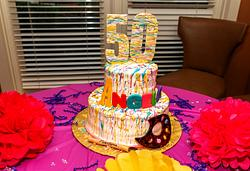 Angela's Birthday