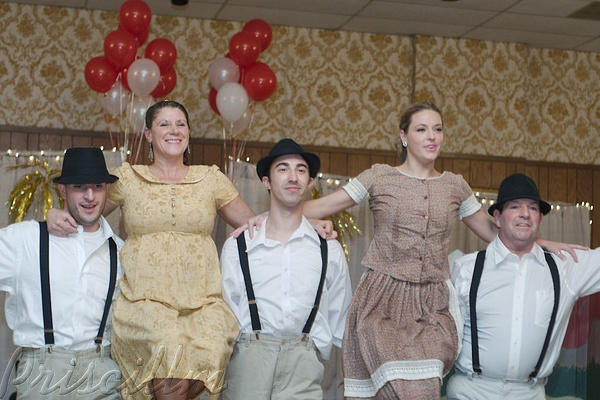 Fred Astaire Showcase, 2012 by priscillm