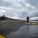 Kayaking the Columbia River