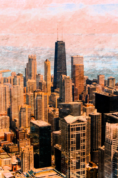 Chicago 1_pe by James Bickler