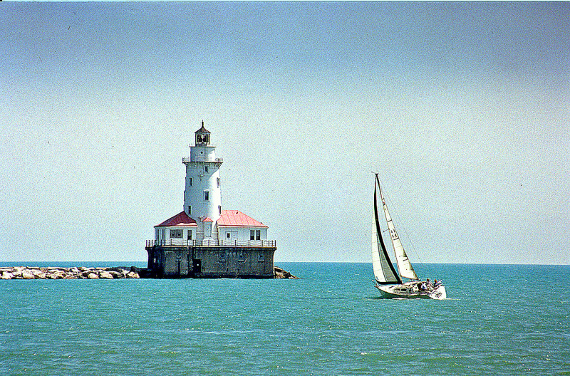 Chicago Lighthouse 8.99-001