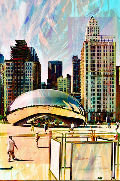 The_Bean_5_pe by James Bickler