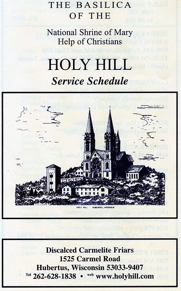 Holy_Hill_001 by James Bickler