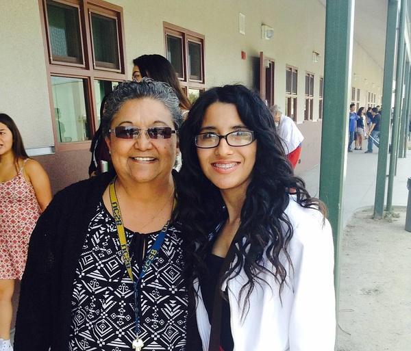 my fav teacher by KarinaValenzuela60082