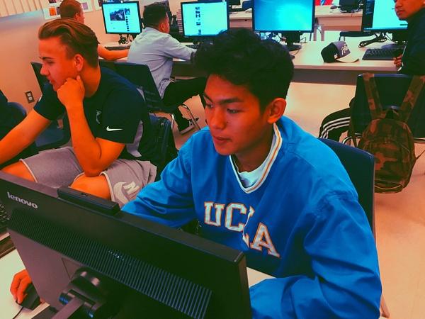 UCLA by SHWB X Buffet Boys
