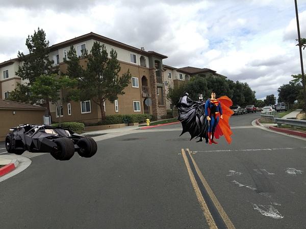 superman_vs_batman_copy by SHWB X Buffet Boys