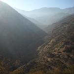 Chile - Aguas de Ramon Hike