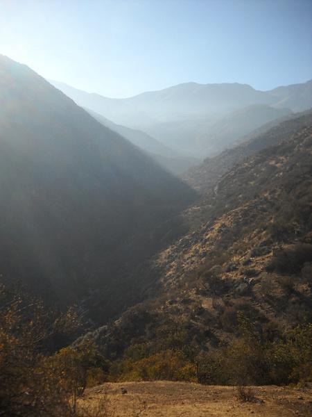 Chile - Aguas de Ramon Hike by MauraLydon