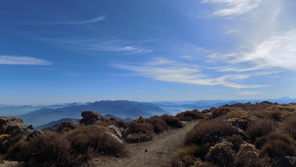 Chile - El Roble Hike by MauraLydon