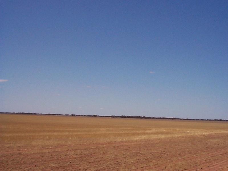 north easish  towards wodonga