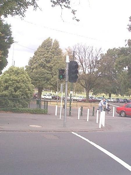 traffic light at carlton fg by AndrewTaylor