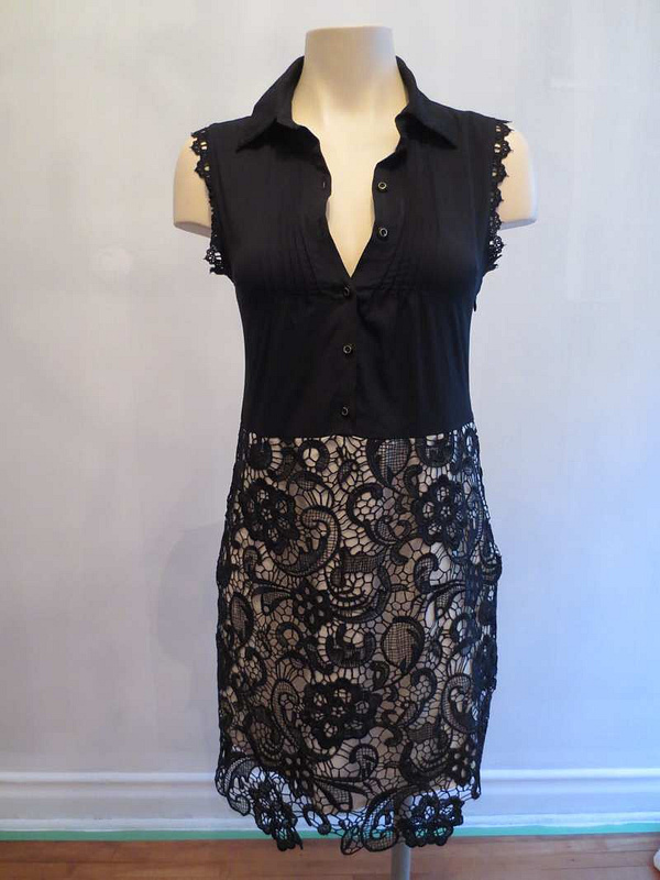 R-01 Robe Anna Sui (taille M) 45 $