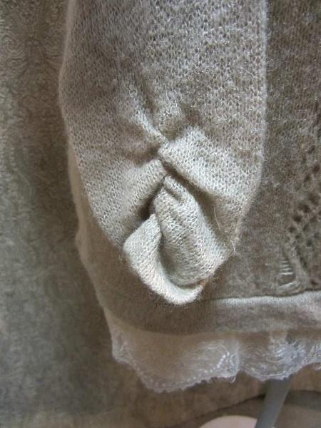 R-11 Robe/tunique en tricot Rinascimento (taille S) 35 $ by Mamzelle M.