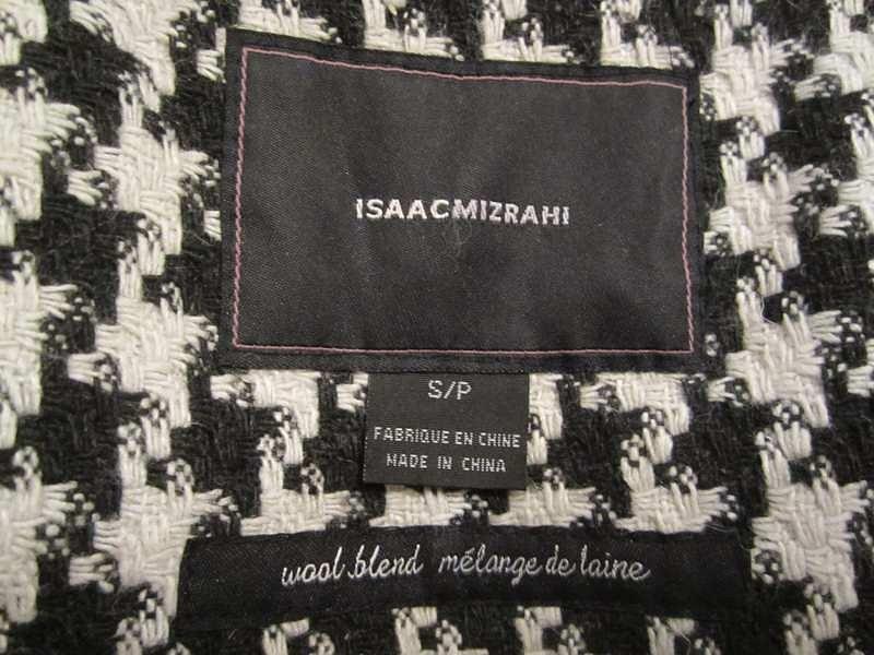 V-15 Veste Isaac Mizrahi (taille S) 65 $