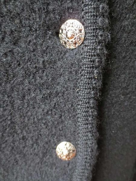V-16 Veste en laine bouillie (taille S) 20$ by Mamzelle M.