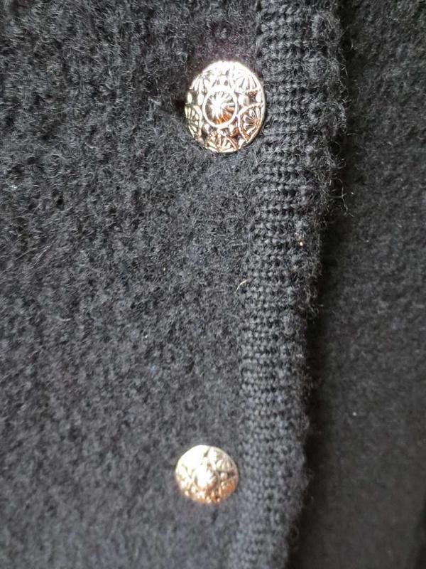 V-16 Veste en laine bouillie (taille S) 20$