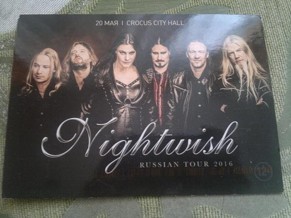 Nightwish by Regina3