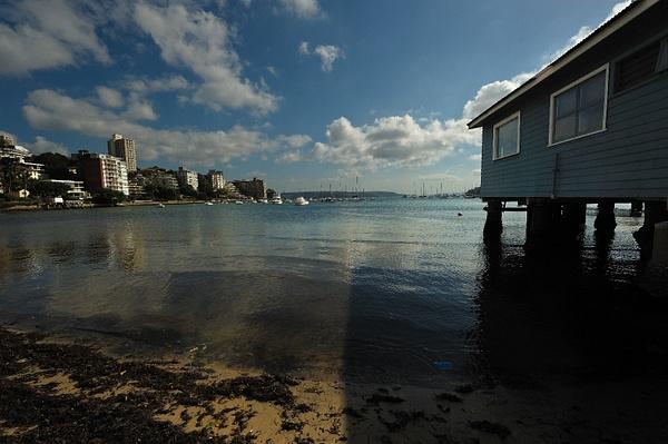 Double Bay by ben morgan