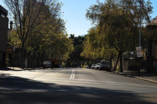 Darlinghurst Road by ben morgan