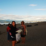 Spanish Banks with Vanessa and Lea