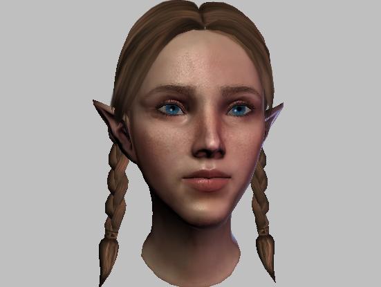 _elvenchild_new by Littlegreycat