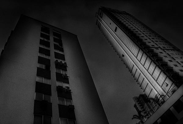 BW Buildings by WaldirHannemann