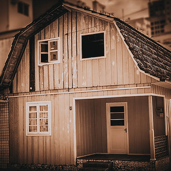 old_house by WaldirHannemann