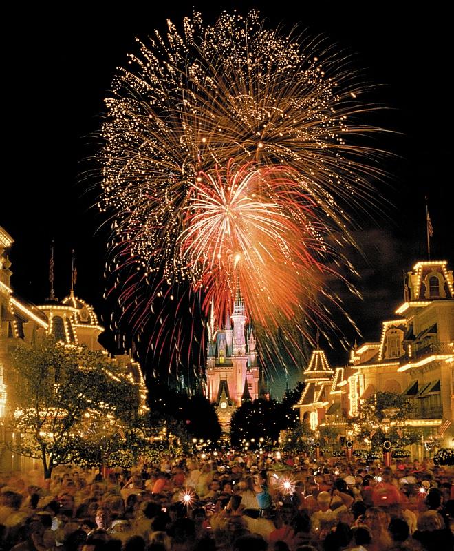 MK Castle Fireworks