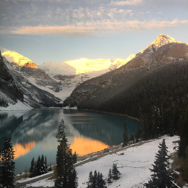 Canadian Rockies 4 by AudreyMyre