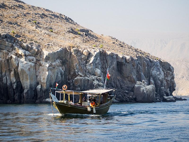 Dhow Cruise in Khasab