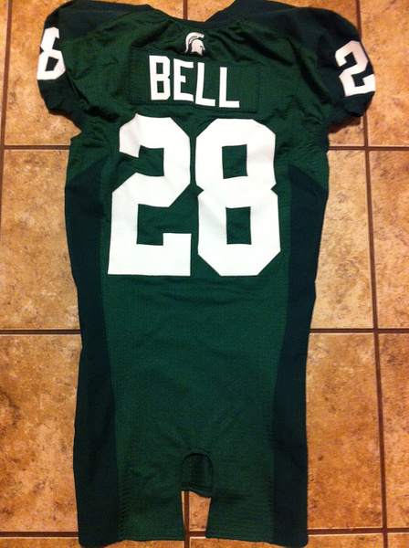 Mike Bell Michigan State Spartans by JasonPerlman