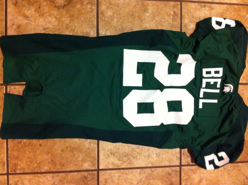 Mike Bell Michigan State Spartans