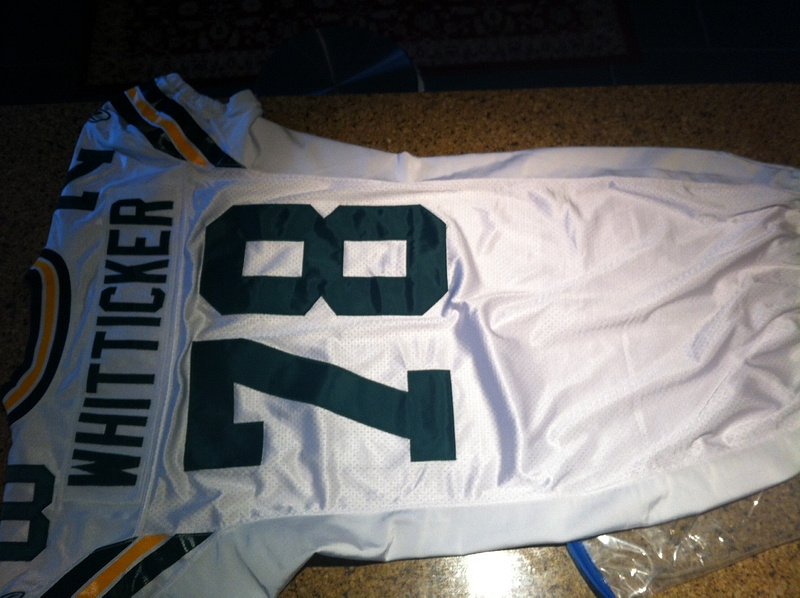 William Whitaker Green Bay Packers