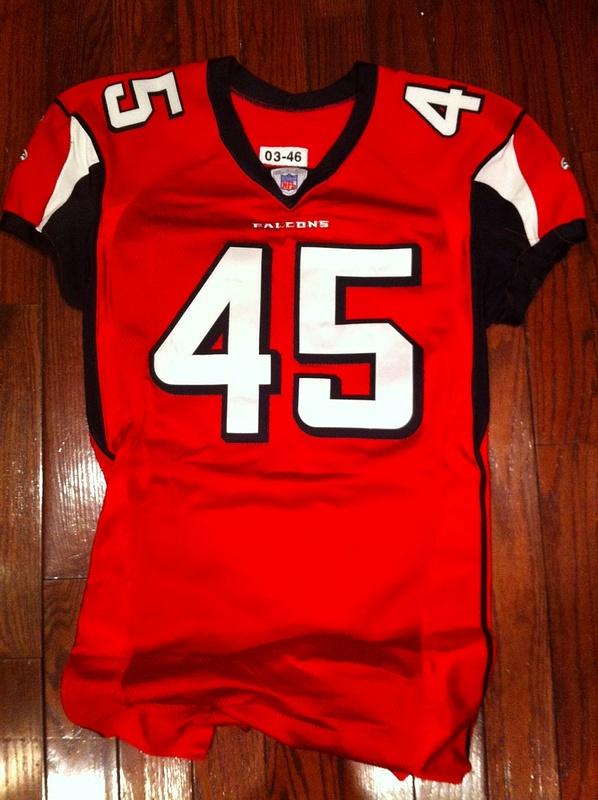 TJ Duckett Atlanta Falcons