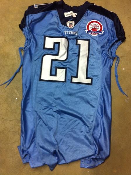 Jacon Ringer Tennessee Titans by JasonPerlman