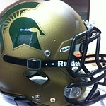 Game Worn Michigan State Collection