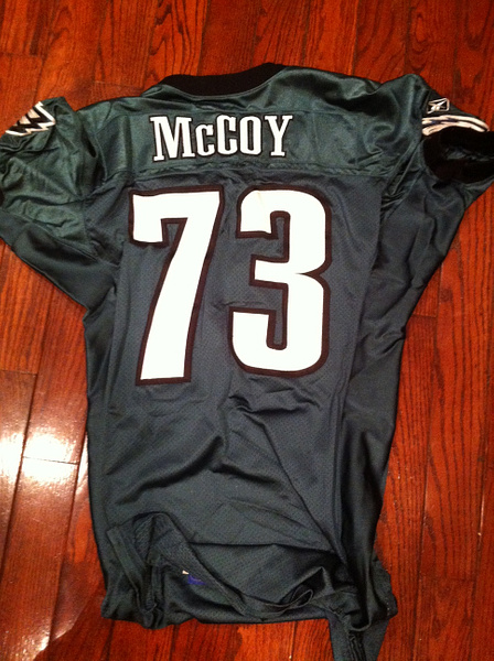 Ivory McCoy Philadelphia Eagles by JasonPerlman