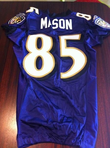 Derek Mason Baltimore Ravens by JasonPerlman
