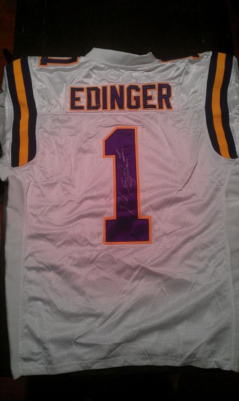 Paul Edinger Minnesota VIkings