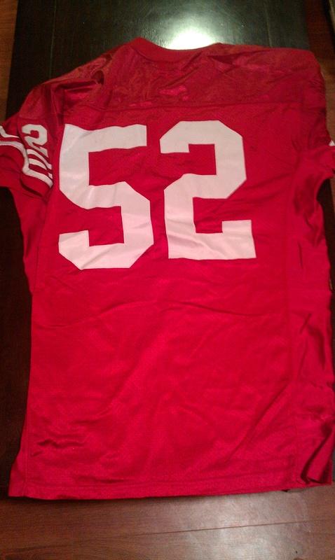 George Cooper San Francisco 49ers