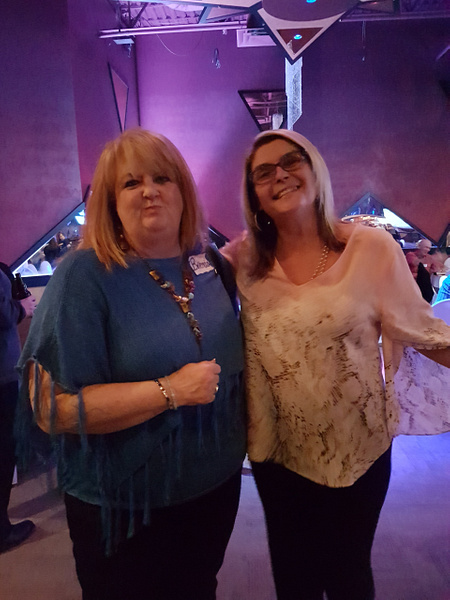 Brenda Klump & Lisa K by MTS Mobility Reunion Pics