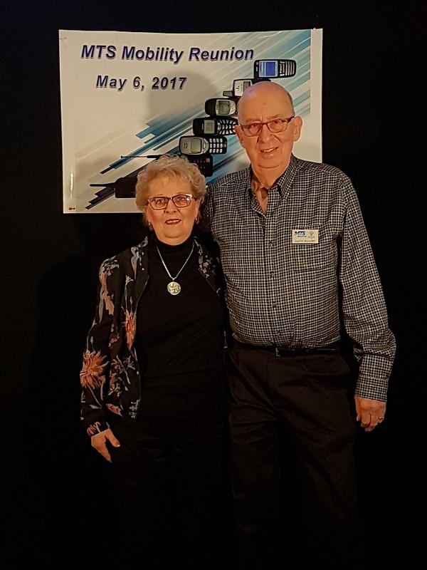 Dave and Linda Sloane