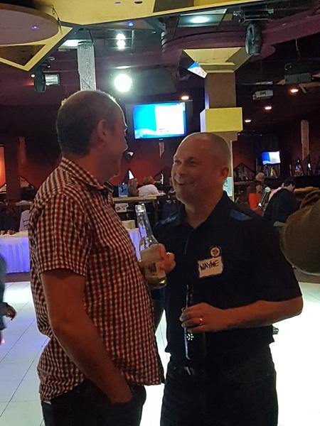 Gary Wells & Wayne King by MTS Mobility Reunion Pics