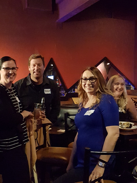 Janice, Bruce, Cindy by MTS Mobility Reunion Pics