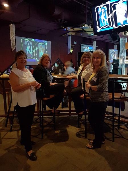 Joyce, Charlotte, Deb Rehm & Lori M by MTS Mobility Reunion Pics