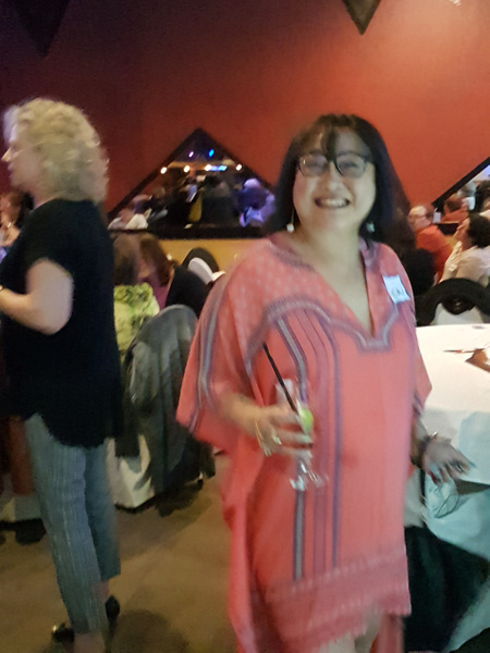 Vicki Amposta by MTS Mobility Reunion Pics