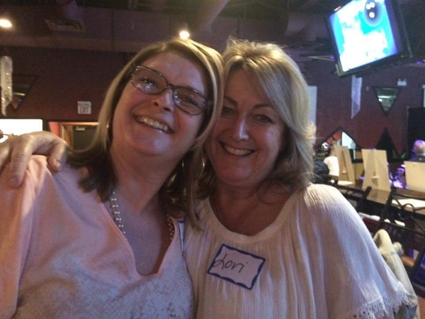 Lisa and Lori by MTS Mobility Reunion Pics