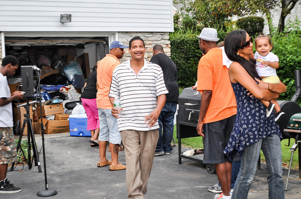 Church Cookout event 2015 by AmyGovan